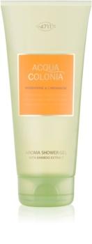 4711 Acqua Colonia Mandarine & Cardamom gel de douche mixte