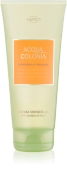 4711 Acqua Colonia Mandarine & Cardamom gel de dus unisex 200 ml