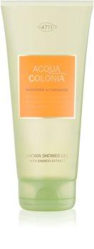 4711 Acqua Colonia Mandarine & Cardamom sprchový gél unisex 200 ml