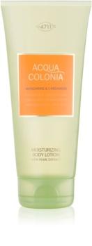 4711 Acqua Colonia Mandarine & Cardamom latte corpo unisex 200 ml