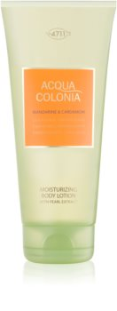 4711 Acqua Colonia Mandarine & Cardamom telové mlieko unisex 200 ml