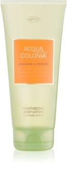 4711 Acqua Colonia Mandarine & Cardamom testápoló tej unisex 200 ml