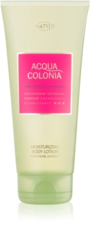 4711 Acqua Colonia Pink Pepper & Grapefruit latte corpo unisex 200 ml