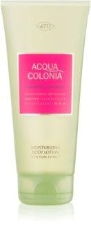 4711 Acqua Colonia Pink Pepper & Grapefruit lotion corps mixte 200 ml