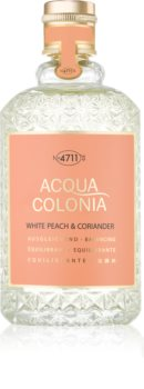 4711 Acqua Colonia White Peach & Coriander kölnivíz unisex 170 ml