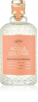 4711 Acqua Colonia White Peach & Coriander одеколон унисекс
