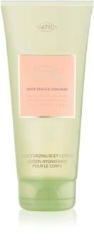 4711 Acqua Colonia White Peach & Coriander Bodylotion  Unisex