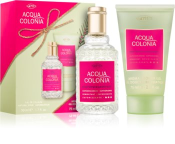 4711 Acqua Colonia Pink Pepper & Grapefruit set cadou I.