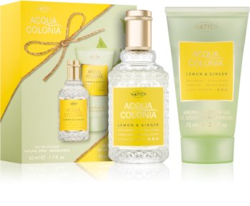 4711 Acqua Colonia Lemon & Ginger poklon set II.