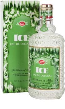 4711 Ice eau de Cologne pour homme 400 ml