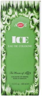 4711 Ice Eau de Cologne voor Mannen 400 ml