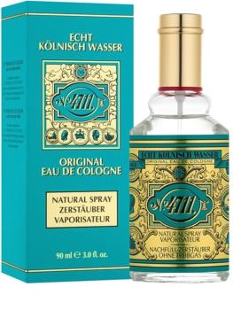 4711 Original Eau de Cologne unissexo 90 ml
