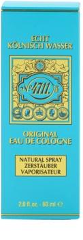 4711 Original agua de colonia unisex 60 ml recargable