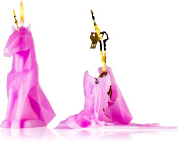 54 Celsius PyroPet EINAR (Unicorn) Decorative Candle 20,3 cm Lilac