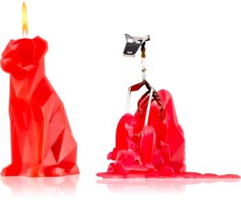 54 Celsius PyroPet VOFFI (Dog) ukrasna svijeća berry 18 cm