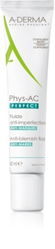 A-Derma Phys-AC Perfect korekcijski fluid za mastno in problematično kožo