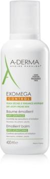 A-Derma Exomega μαλακτικό  βάλσαμο για το σώμα για πολύ ξηρό ευαίσθητο και ατοπικό δέρμα