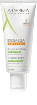 A-Derma Exomega mehčalni balzam za telo za zelo občutljivo suho in atopično kožo