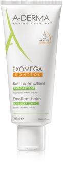 A-Derma Exomega zjemňující tělový balzám pro velmi suchou citlivou a atopickou pokožku