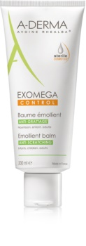 A-Derma Exomega zjemňujúci telový balzam pre veľmi suchú citlivú a atopickú pokožku