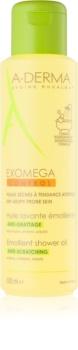 A-Derma Exomega zvláčňující sprchový olej pro suchou až atopickou pokožku
