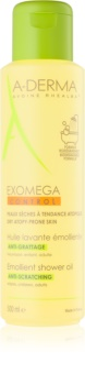 A-Derma Exomega zvláčňujúci sprchový plej pre suchú až atopickú pokožku