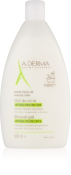 A-Derma Hydra-Protective зволожуючий гель для душу