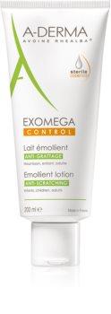 A-Derma Exomega testápoló tej nagyon száraz, érzékeny és atópiás bőrre