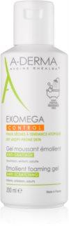 A-Derma Exomega Mjukgörande skummande gel För torr till atopisk hud