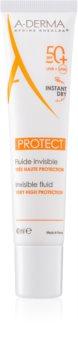 A-Derma Protect Beschermende Fluid  SPF 50+