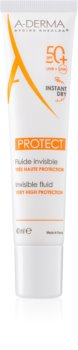A-Derma Protect Protective Fluid SPF 50+