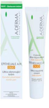 A-Derma Epitheliale A.H. Duo Ultra regeneráló krém hegesedésre arcra és testre