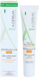 A-Derma Epitheliale A.H. Duo ултра-обновяващ крем против образуването на белези за лице и тяло