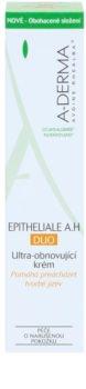 A-Derma Epitheliale A.H. Duo crema ultra-reparadora anticicatrices para rostro y cuerpo