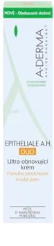 A-Derma Epitheliale A.H. Duo ultra-obnovujúci krém proti tvorbe jaziev na tvár a telo