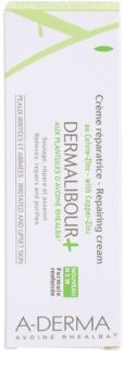 A-Derma Dermalibour+ regeneračný krém pre podráždenú pokožku