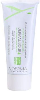 A-Derma Dermalibour+ регенериращ крем за раздразнена кожа