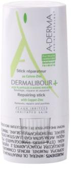 A-Derma Dermalibour+ regeneračná tyčinka pre podráždenú pokožku