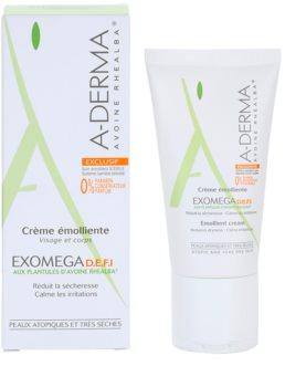 A-Derma Exomega krema za vrlo suhu, osjetljivu i atopičnu kožu