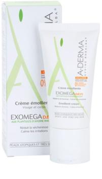 A-Derma Exomega krém pre veľmi suchú citlivú a atopickú pokožku