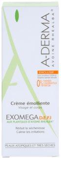 A-Derma Exomega Creme für sehr trockene, empfindliche und atopische Haut