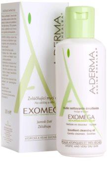 A-Derma Exomega sprchový olej pro velmi suchou citlivou a atopickou pokožku