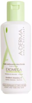 A-Derma Exomega aceite de ducha para pieles muy secas, sensibles y atópicas