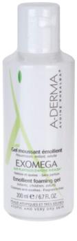 A-Derma Exomega gel moussant adoucissant pour peaux très sèches et atopiques
