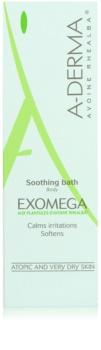 A-Derma Exomega zklidňující koupel pro velmi suchou citlivou a atopickou pokožku