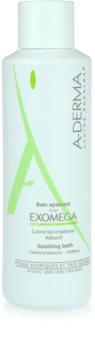 A-Derma Exomega Beruhigungsbad für sehr trockene, empfindliche und atopische Haut