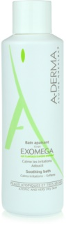A-Derma Exomega καταπραϋντικό μπάνιο για πολύ ξηρό ευαίσθητο και ατοπικό δέρμα