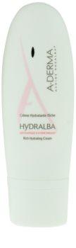 A-Derma Hydralba Feuchtigkeitscreme für trockene Haut
