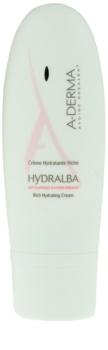 A-Derma Hydralba hydratačný krém pre suchú pleť