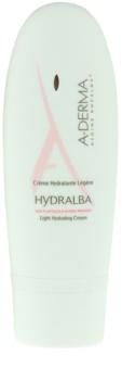 A-Derma Hydralba Hydraterende Crème voor Normale tot Gemengde Huid